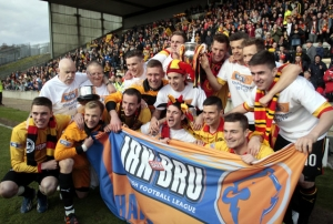 Partick_Thistle-SFL_Division_1_Champions
