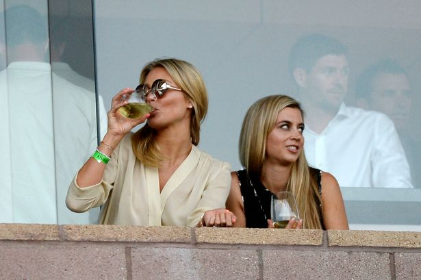 Alex-Curran-in-the-owners-box