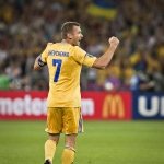 Soccer Euro 2012 - Ukraine Defeats Sweden 2-1
