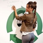 MALENA COSTA at Calzedonia Recycled Campaign