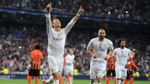 Real Madrid CF v FC Shakhtar Donetsk - UEFA Champions League
