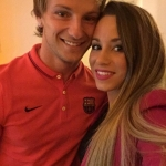 Ivan-Rakitic-wife-Raquel-Rakitic