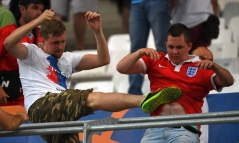 Group B England vs Russia