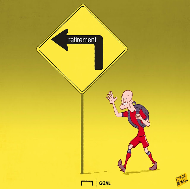 Robben to retirement copy