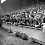 World War Two - UK & Commonwealth - The Home Front - Soccer - Wartime Friendly - England v Scotland - Wembley - 1941